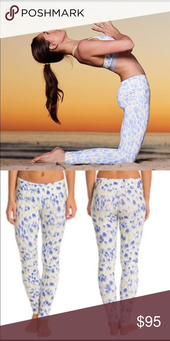 Alo Airbrush Cheetah Leggings Brand new Alo Airbrush leggings in Cheetah ALO Yoga Pants Leggings