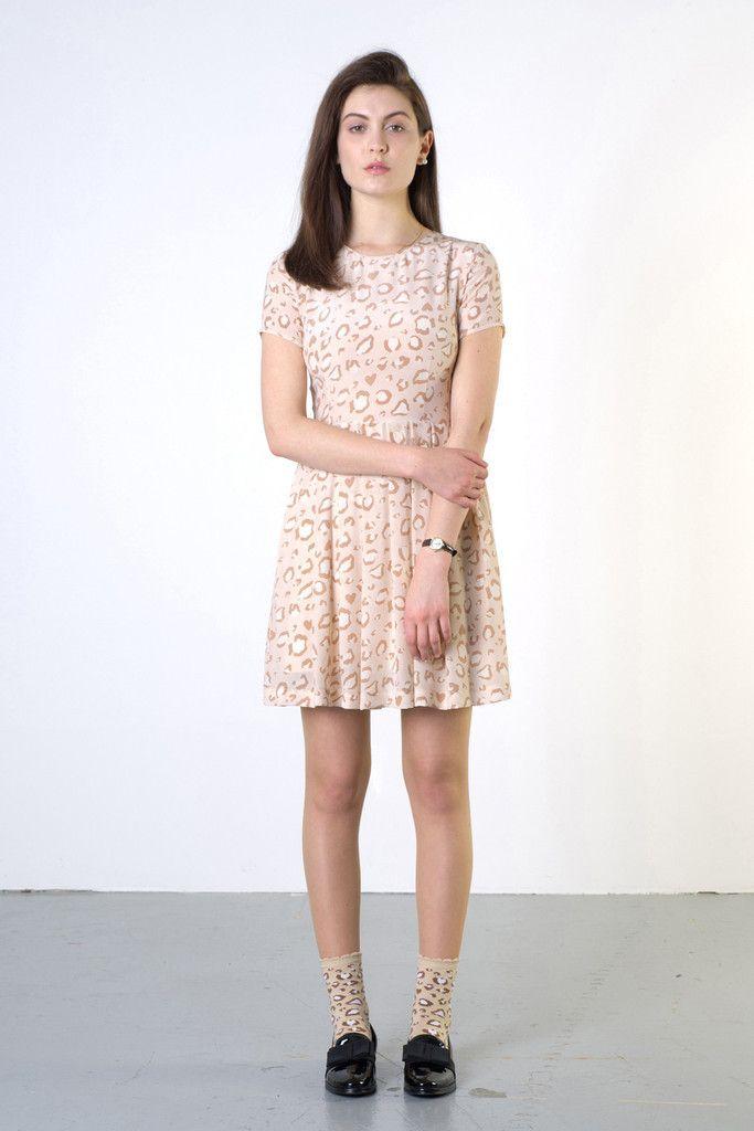 TWENTY-SEVEN NAMES Soft Heart Dress New Zealand Designer - NZ Designer Shop now www.livsnz.com