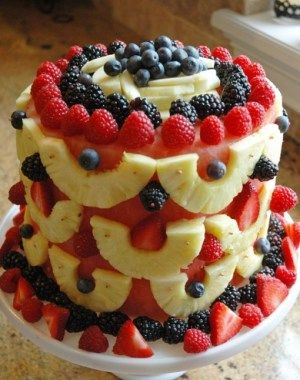 Birthday Cake Ideas For Dieters #BirthdayCakes http://ift.tt/2CzcpUq