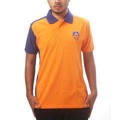 FC Goa 2015 – Orange Polo Men #Goa #TheFanStore #ISL #India #football #sports #Tshirt #gaon #Goa #IndianFootball #Orange #Blue