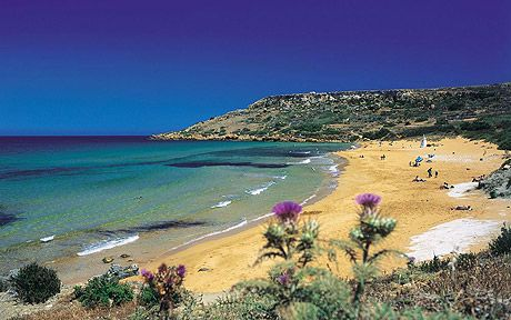 Gozo: Best beaches: Ramla Bay, Gozo - Telegraph. Secluded Beaches: Mgarr ix-Xini & San Blas (near main town Victoria) Food: Stone Crab (the stonecrab.com)