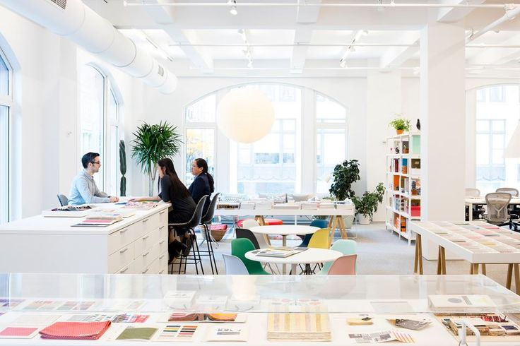 Herman Miller Flagship Store - Picture gallery