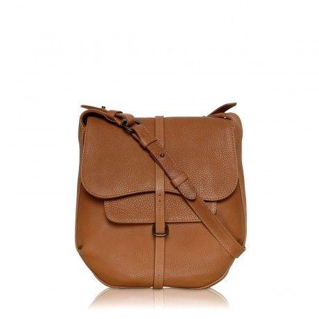 Grosvenor,Medium+Flap+Over+Cross+Body+Bag