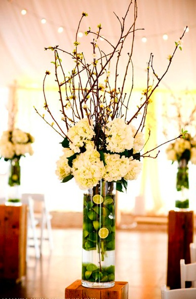 1000 images about athena wedding on pinterest starfish for Floral arrangements with branches