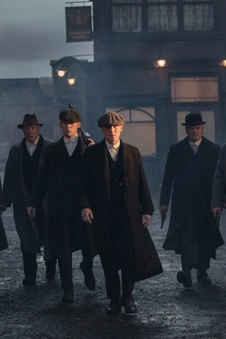 Pin for Later: Peaky Blinders Is the Best TV Show You're Not Watching