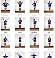 basic cheerleading moves for beginners - Bing Images
