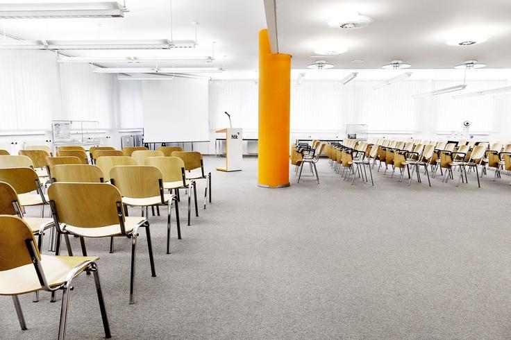 Lecture hall at BTK Hamburg