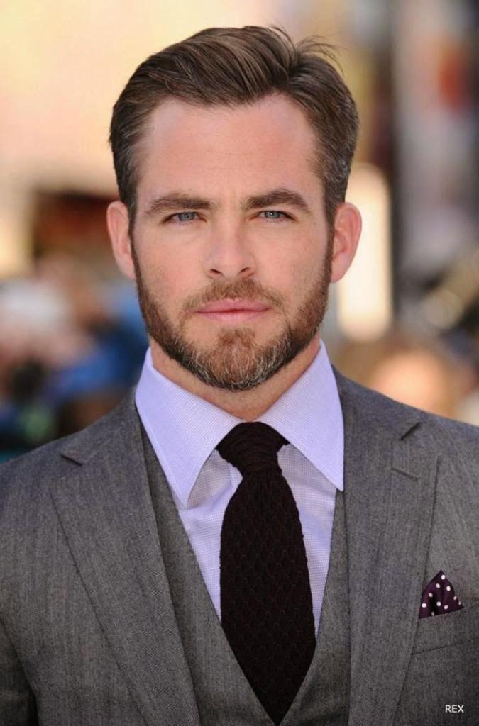 Macho Moda - Blog de Moda Masculina: Tipos de Barba que estão em alta pra 2015, dicas!