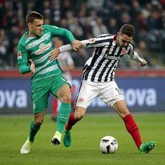 Bundesliga - Matchday 28 - Eintracht Frankfurt vs Werder Bremen