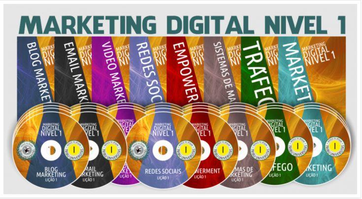 Acabei de Completar o Curso Marketing Digital Nível 1 da Universidade da Tribo Mais um c