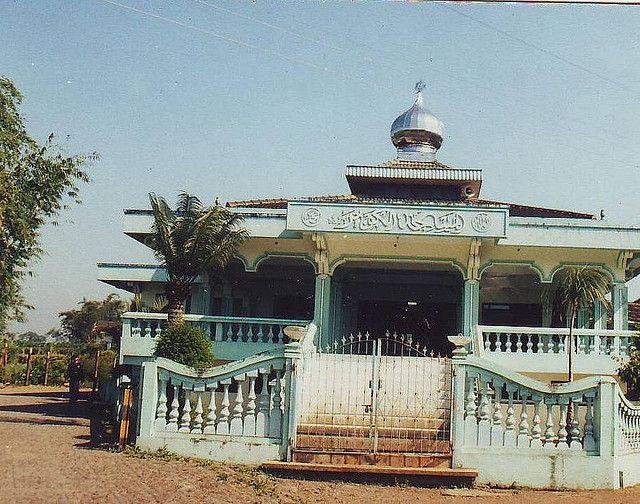 masjid kerokan kedu