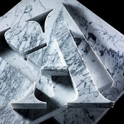 Design Fixation: A Marble Letter