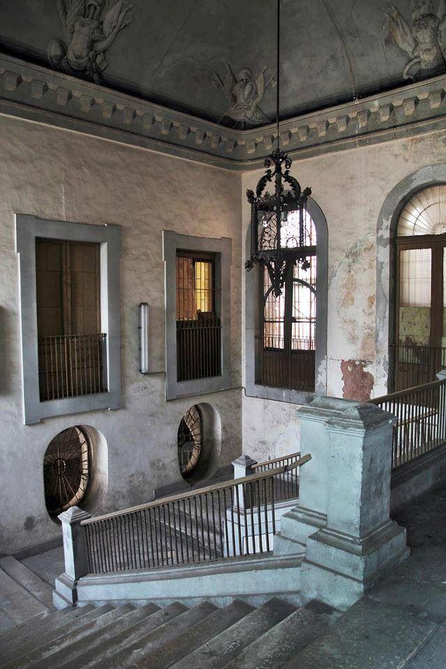 Palazzo Paterno Castello di Carcaci. Catania