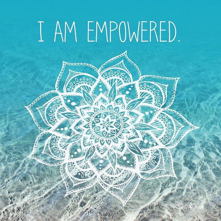 I Am Empowered by CarlyMarie