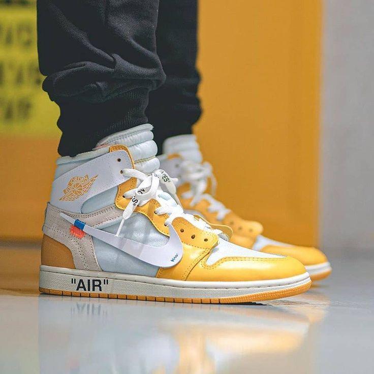 "SneakersMafia.ro on Instagram ""OffWhite x Air Jordan 1"