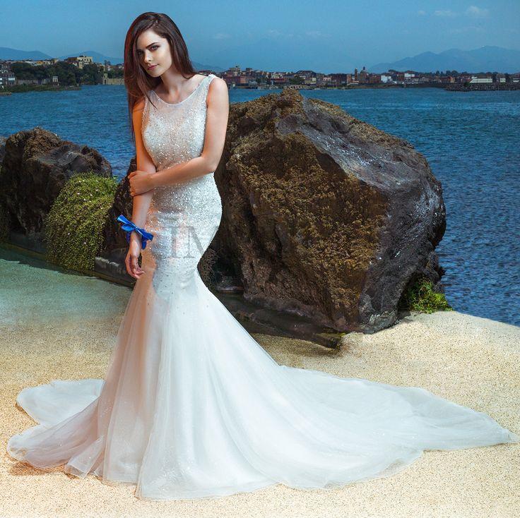 MARCELLA  #sposa #abiti #dress #bride #bridal #wedding #2017 #impero #matrimonio #nozze