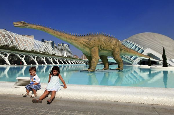 Visit Valencia with kids