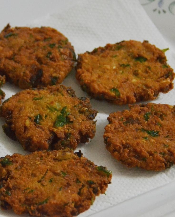 Masala vada. Tasty South Indian snack