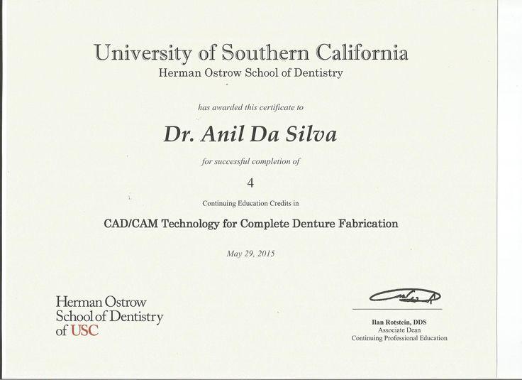 University of Southern California   2015