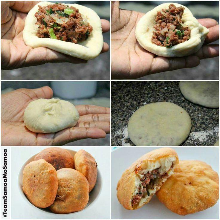 Forget keke pua'a.. try keke Pisupo, Yummm!  recipe