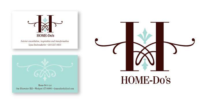 117 best interior design logos images on pinterest - Interior design schools in alabama ...