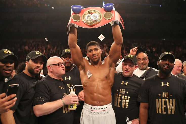 Anthony Joshua warns David Haye and Tyson Fury he'll be...: Anthony Joshua warns… #JoshuavWhyte #AnthonyJoshuavsDillianWhyte #AnthonyJoshua