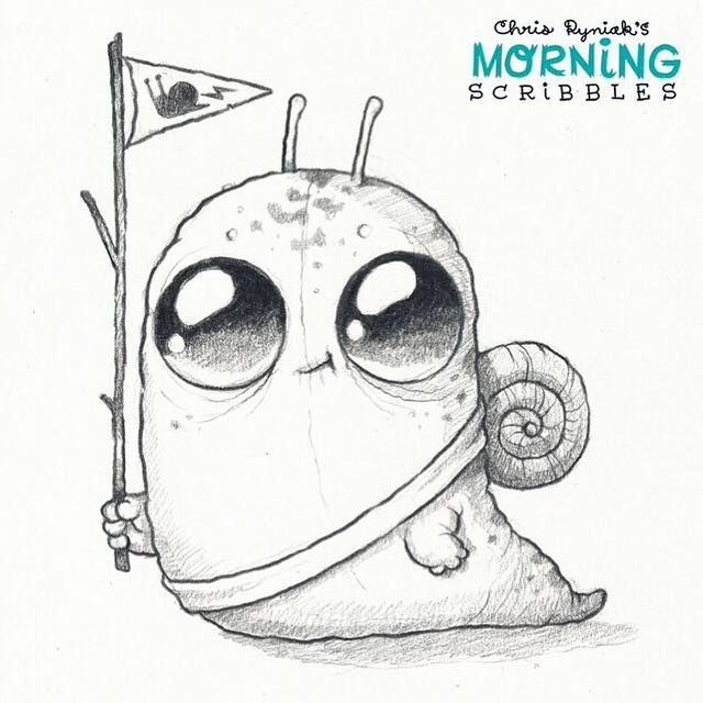 Gerelateerde Afbeelding Dibujos Kawaii Dibujos Bonitos Caracoles Dibujo