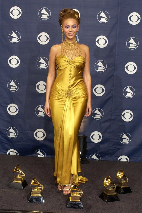 Beyonce          - The Most Fabulous Grammy Red Carpet Looks of All Time