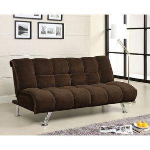 Oberon Corduroy Sleeper Sofa by Hokku Designs Cheap