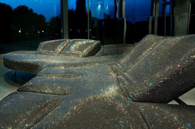 Edra FLAP DIAMOND Sofa