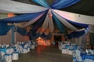tela tafeta vestidos forros decoración 50 mts eventos