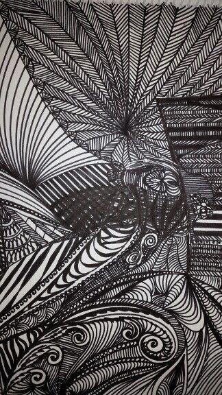 Gurpreet, Doodle art form