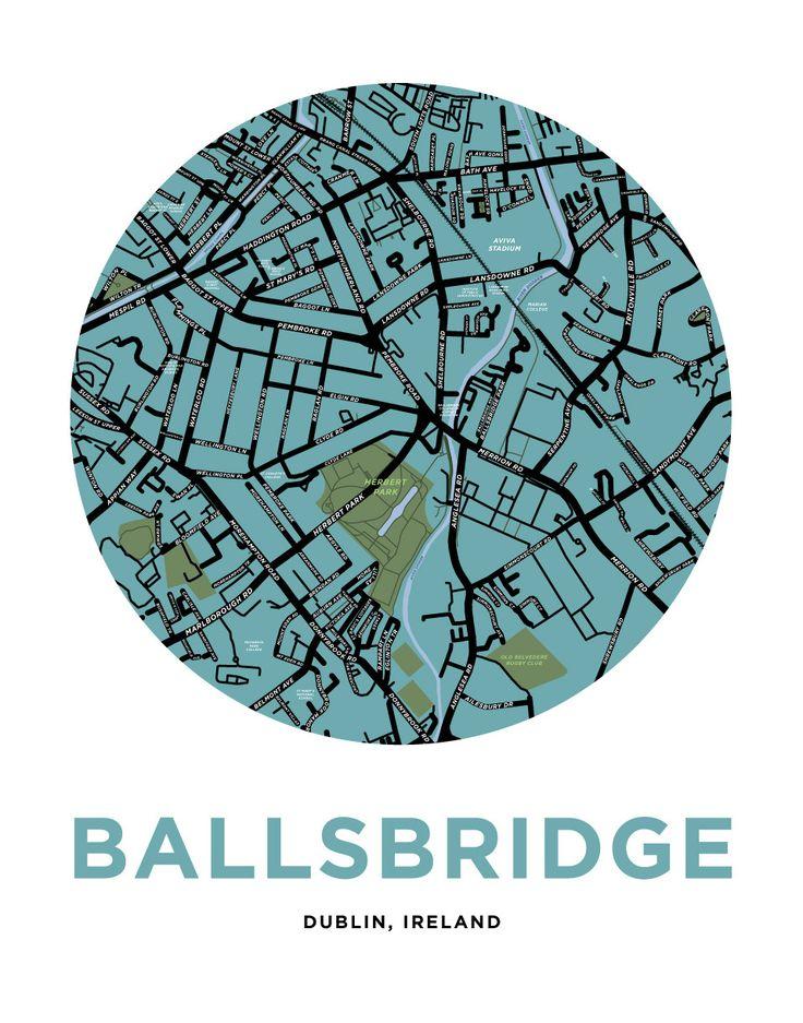 Ballsbridge Dublin Ireland