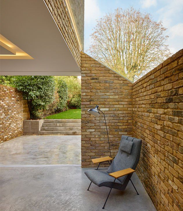 The clients of the Modern Side Extension found themselves in a position common to countless thousands of other people in the UK, which makes the house we designed for them of generic value to other…