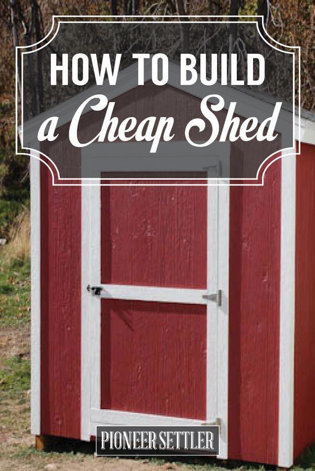 Best 25 Cheap sheds ideas on Pinterest Cheap garden sheds