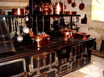 Love this kitchen-even if it is Medieval