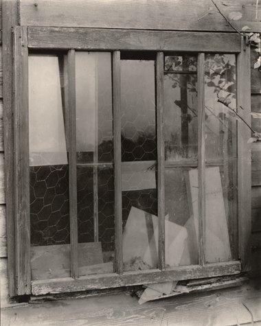 "Alfred Stieglitz, ""Window [Lake George]"" (1923) | photograph | gelatin silver print    Source: http://www.sfmoma.org/explore/collection/artwork/13799#ixzz1jCEM8zpG   San Francisco Museum of Modern Art"