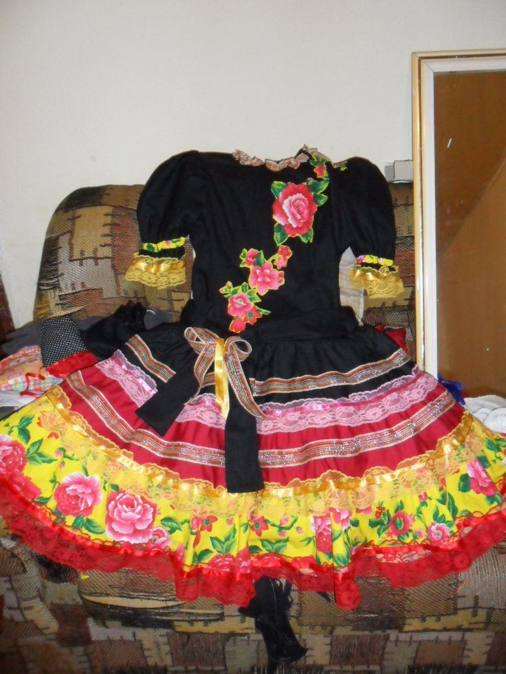 vestidos festa junina atuais - Pesquisa Google