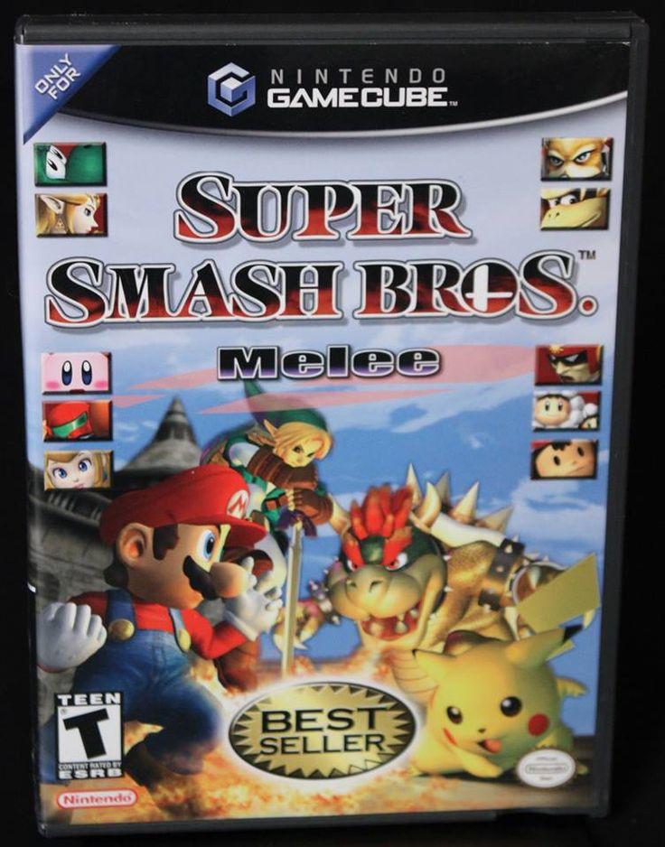 Prepare to Pummel!  Super Smash Bros Melee for the Nintendo Gamecube  www.warpzoneonline.com
