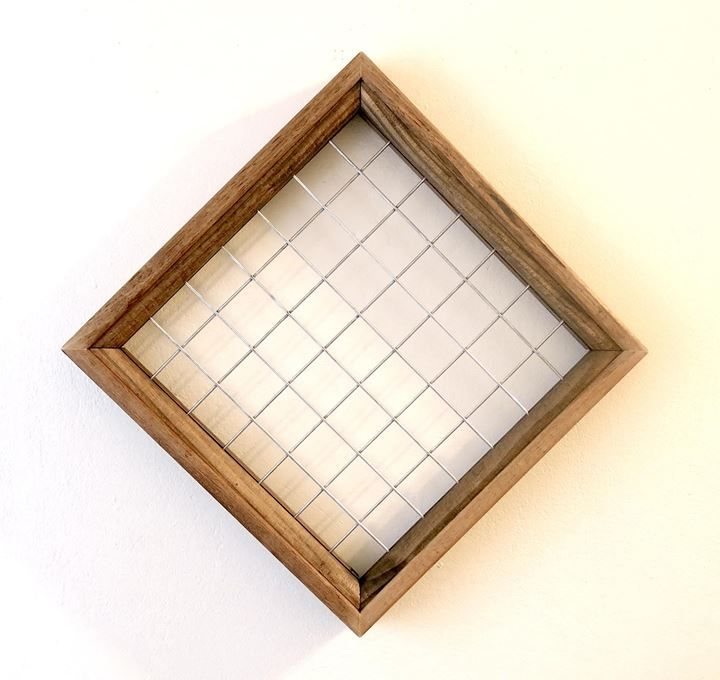 Tilandsia Air Frame Vertical Garden - Beaumont Major Art Framing