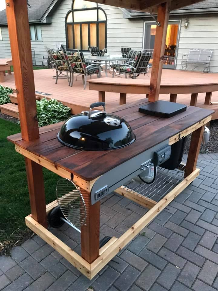 25 Awesome Outdoor Kitchen Ideas Design For Small Space On A Budget Simple Outdoor Kitchen Diy Outdoor Kitchen Rustic Outdoor Kitchens
