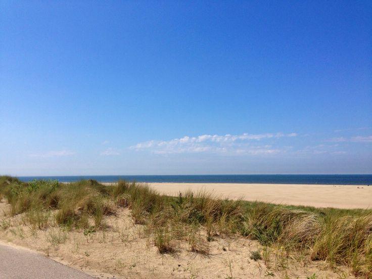Ouddorp beach