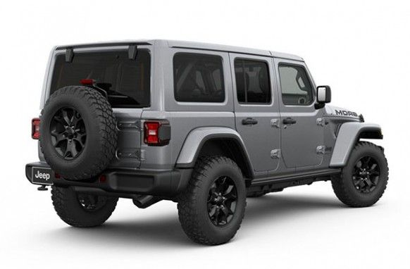 How To Leave 2021 Jeep Wrangler Unlimited Design Without