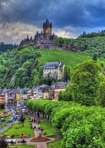 Ich will gehen Deutschland nach Cochem.