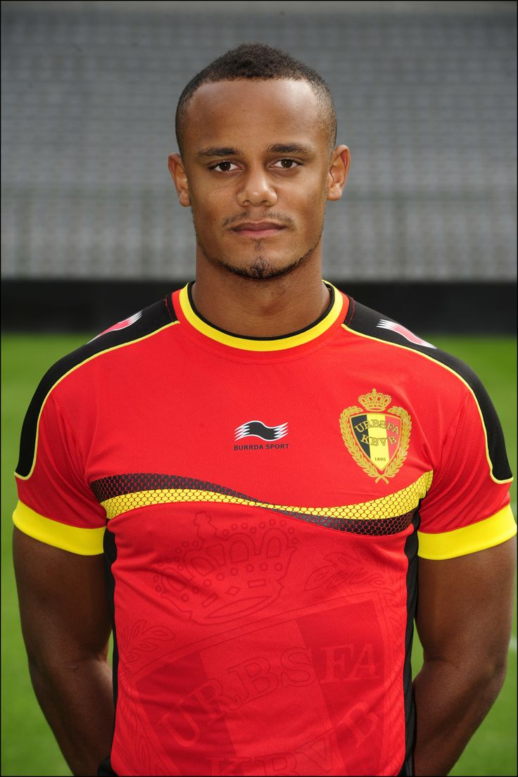Vincent Kompany - Manchester City FC and Belgium National.