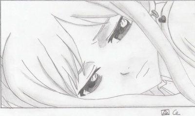 Lucy Heartfillia depressed Fairy Tail