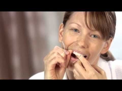 How to Floss Video from ColgateOralCare YouTube Channel