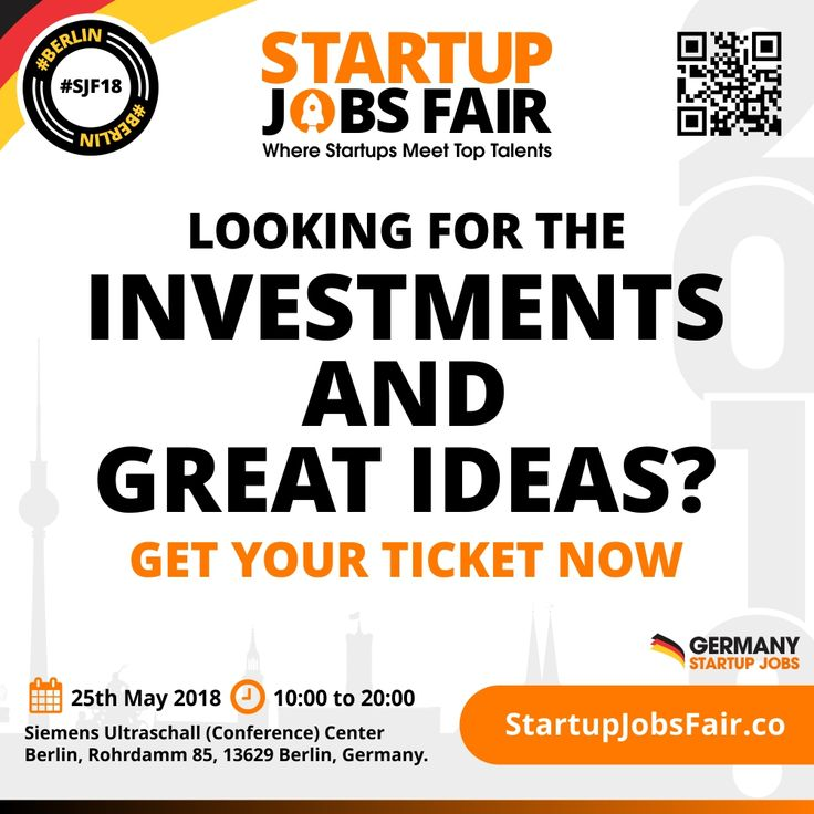 Looking for the Job? Don\'t Waste Your Time Join Startup Jobs Fair ...