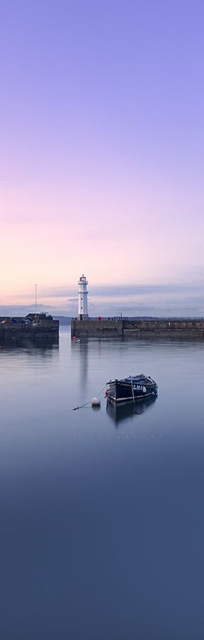 Newhaven Harbour, Edinburgh. Scotland.