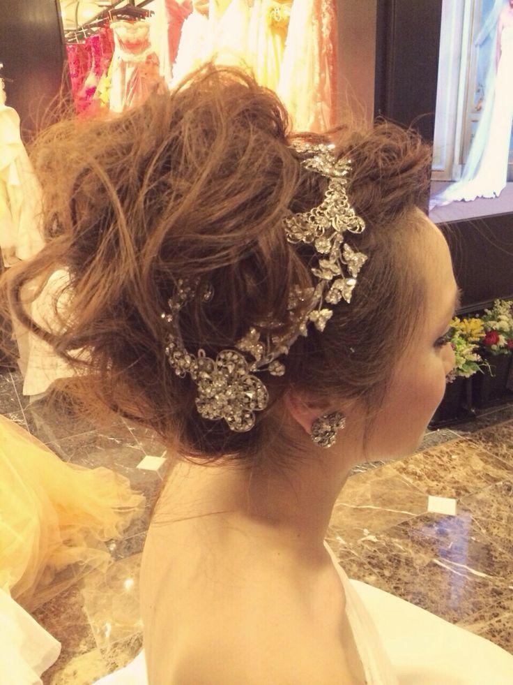 maria elena headpiece